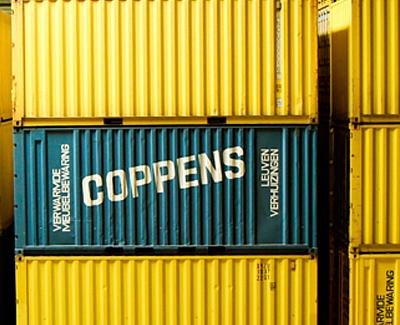 containeropslag